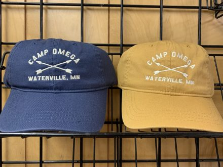 Hats (Lake & Gold Rush) $12